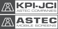 KPI-JCI and Astec Mobile Screens logo